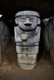 Αρχαίο άγαλμα στο SAN Agustin Στοκ Εικόνες