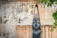 αρχαίο άγαλμα του Βούδα Στοκ Φωτογραφίες
