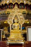 αρχαίο άγαλμα του Βούδα Στοκ φωτογραφία με δικαίωμα ελεύθερης χρήσης