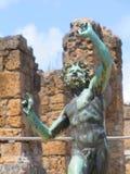 αρχαίο άγαλμα Στοκ Εικόνα