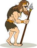 Αρχαίο άτομο Στοκ Εικόνες