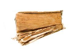 αρχαίο έγγραφο βιβλίων πο& Στοκ φωτογραφία με δικαίωμα ελεύθερης χρήσης