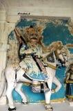 αρχαίο έργο τέχνης Ινδός Στοκ Φωτογραφίες