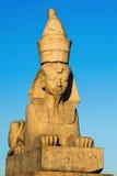 αρχαίο αιγυπτιακό sphinx Στοκ Εικόνες