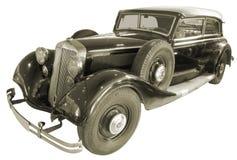 αρχαίο αυτοκίνητο Στοκ εικόνες με δικαίωμα ελεύθερης χρήσης