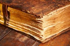 αρχαίο βιβλίο Στοκ εικόνες με δικαίωμα ελεύθερης χρήσης