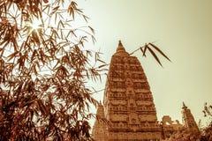 Αρχαίο βουδιστικό wat στην Ταϊλάνδη Στοκ φωτογραφίες με δικαίωμα ελεύθερης χρήσης