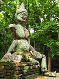 Αρχαίο γιγαντιαίο άγαλμα Στοκ φωτογραφίες με δικαίωμα ελεύθερης χρήσης