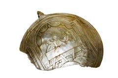 αρχαίο εικονίδιο Στοκ Φωτογραφίες