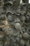 Αρχαίο ινδονησιακό γλυπτό Στοκ εικόνα με δικαίωμα ελεύθερης χρήσης