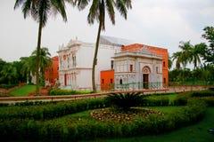 Αρχαίο ιστορικό μουσείο sonargaon στοκ φωτογραφίες