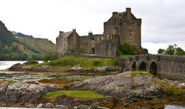αρχαίο κάστρο σκωτσέζικα Στοκ εικόνα με δικαίωμα ελεύθερης χρήσης