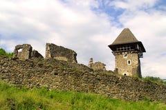 αρχαίο κάστρο Στοκ Εικόνες