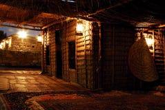 αρχαίο καταφύγιο Στοκ φωτογραφία με δικαίωμα ελεύθερης χρήσης