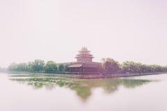 Αρχαίο κινεζικό παλάτι αρχιτεκτονικής, Πεκίνο, Κίνα Στοκ φωτογραφία με δικαίωμα ελεύθερης χρήσης