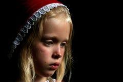 αρχαίο κορίτσι Στοκ εικόνα με δικαίωμα ελεύθερης χρήσης