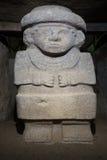Αρχαίο κολομβιανό άγαλμα Στοκ εικόνες με δικαίωμα ελεύθερης χρήσης