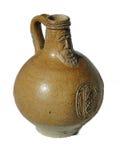 αρχαίο κρασί κανατών Στοκ εικόνα με δικαίωμα ελεύθερης χρήσης