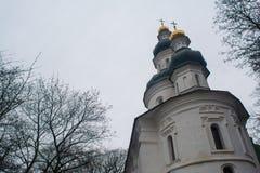 Αρχαίο κτήριο εκκλησιών Στοκ Φωτογραφίες
