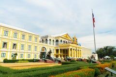 Αρχαίο κτήριο στην Ταϊλάνδη στοκ φωτογραφίες