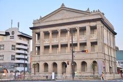 Αρχαίο κτήριο στο Ναγκασάκι, Ιαπωνία Στοκ Εικόνες