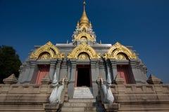 αρχαίο κτήριο Ταϊλανδός Στοκ Φωτογραφίες