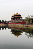 Αρχαίο κτήριο Chineese Στοκ εικόνες με δικαίωμα ελεύθερης χρήσης