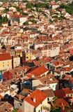 αρχαίο μέρος πόλεων rovinj Στοκ φωτογραφίες με δικαίωμα ελεύθερης χρήσης