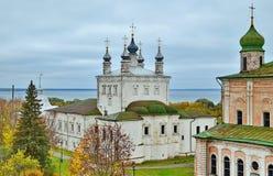 αρχαίο μοναστήρι Στοκ Εικόνα
