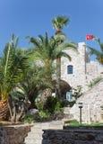 Αρχαίο μουσείο φρουρίων στοκ εικόνα