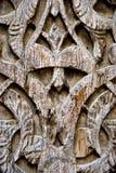 αρχαίο μουσουλμανικό τέμ Στοκ φωτογραφία με δικαίωμα ελεύθερης χρήσης