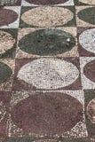 αρχαίο μωσαϊκό Στοκ Εικόνα