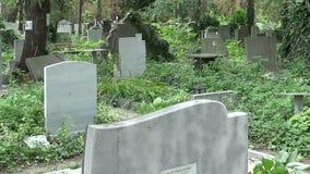 Αρχαίο νεκροταφείο στη Βάρνα bulblet απόθεμα βίντεο