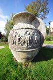 Αρχαίο δοχείο Στοκ εικόνα με δικαίωμα ελεύθερης χρήσης