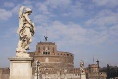 αρχαίο οχυρό Ρωμαίος Στοκ εικόνες με δικαίωμα ελεύθερης χρήσης