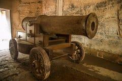 Αρχαίο οχυρό Jiaoshan Zhenjiang Στοκ φωτογραφίες με δικαίωμα ελεύθερης χρήσης