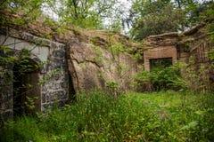 Αρχαίο οχυρό Jiaoshan Zhenjiang Στοκ φωτογραφία με δικαίωμα ελεύθερης χρήσης