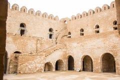Αρχαίο οχυρό ribat σε Sousse στοκ εικόνα