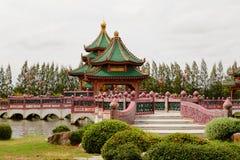 Αρχαίο πάρκο του Σιάμ (αρχαία πόλη, Muang Boran) Στοκ Φωτογραφίες