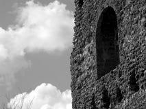 αρχαίο παράθυρο στοκ εικόνα