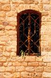 αρχαίο παράθυρο Στοκ εικόνες με δικαίωμα ελεύθερης χρήσης
