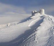 αρχαίο παρατηρητήριο Στοκ φωτογραφία με δικαίωμα ελεύθερης χρήσης