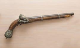 Αρχαίο πιστόλι, Περσία, 17ος αιώνας Στοκ φωτογραφία με δικαίωμα ελεύθερης χρήσης