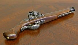 Αρχαίο πιστόλι Στοκ Εικόνες