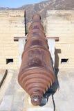 Αρχαίο πυροβολικό Στοκ Φωτογραφία