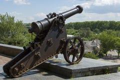 Αρχαίο πυροβόλο όπλο εργαλείων Στοκ φωτογραφία με δικαίωμα ελεύθερης χρήσης