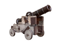 Αρχαίο πυροβόλο όπλο Στοκ Φωτογραφία