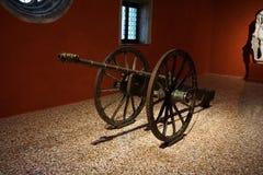 Αρχαίο πυροβόλο Στοκ φωτογραφίες με δικαίωμα ελεύθερης χρήσης
