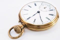 αρχαίο ρολόι τσεπών περίπτ&omega Στοκ Εικόνες