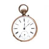 αρχαίο ρολόι τσεπών Στοκ Φωτογραφίες